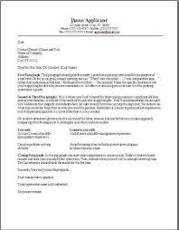 sample cover letter for warehouse job