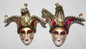 Originele venetiaanse maskers