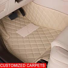 Car Floor Mats Case for Toyota Camry XV30 2.4 Camry 6th gen ...