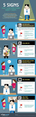 best images about you should know resume tips infographic five signs of unhappy employees recruitment careers