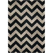 black chevron rug weavers midnight taupe white woven area project 62tm