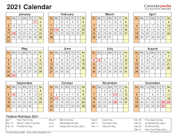 Free for personal and commercial use. 2021 Calendar Free Printable Excel Templates Calendarpedia