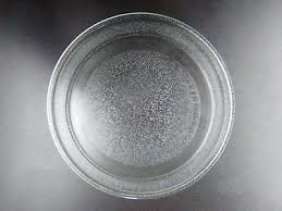 replacement microwave oven cooking glass plate 9 5 8 24 1cm 241mm