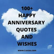 Quotes For Anniversary 100 Happy Anniversary Quotes Wishes Messages WITH IMAGES 25