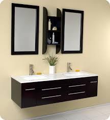fresca bellezzo espresso bathroom vanity w cultured marble countertop fvn6119uns