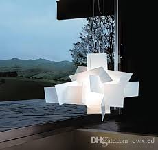 foscarini big bang chandelier fashion modern creative stacking pendant lamp designed by enrico vicente chandelier ceiling light e27 light foscarini big