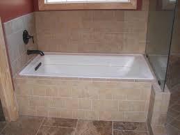putting ceramic tile around bathtub designs