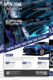 Auto Detailing Flyers Design - Yourweek #22D05Ceca25E