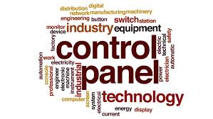 control panel animated word cloud stock footage video  control panel animated word cloud hd stock video clip