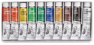 Holbein Duo Aqua Water Soluble Oils