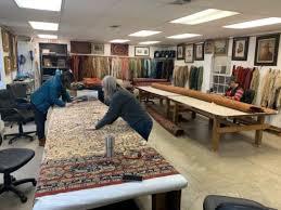 dallas rug repair oriental artisan rug restoration delivery service announced
