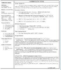 It Resume Doc Free One Page Resume Format Doc Resume Doc For Fresher Stunning ResumeDoc