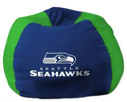 seattle seahawks nfl bean bag chair