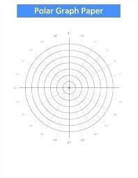 Polar Graph Template Lapos Co