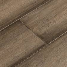 Cali Bamboo Fossilized 5.37-in Napa Bamboo Solid Hardwood Flooring  (26.89-sq ft