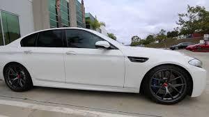 BMW 5 Series bmw 5 series bbs : F10 BMW M5 Akrapovic Exhaust BBS Wheels - YouTube