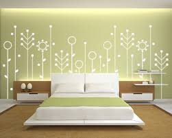 Bedroom Wall Paint Designs Magnificent Ideas Bedroom Wall Paint Designs  Wall Paint Ideas Design Ideas Best Creative