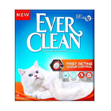 <b>EVER CLEAN FAST ACTING</b> 6L