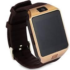 DZ09 Bluetooth <b>Smart Watch</b> with <b>SIM Card</b> Slot Make: Amazon.co ...