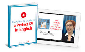The Ultimate Guide To A Perfect Cv In English