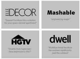 space saving furniture company. Expand Furniture, On HGTV, Dwell And Other News Outlets For Our Space Saving Furniture Company