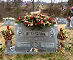 Design A Headstone App Christmas Grave Saddle For My Father In Law Headstones