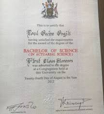 First Class Honours Photo Babu Owino Flaunts First Class Honors Degree Of Best Course