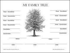 32 Best Family Tree Template Images Family Trees Family Tree