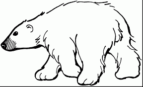 Small Picture Remarkable coloring pages of polar bear cartoon with polar bear
