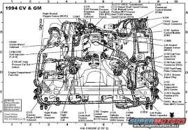 1994 ford crown victoria diagrams picture supermotors net 1998 ford crown victoria radio wiring diagram at 1998 Ford Crown Victoria Wiring Diagram