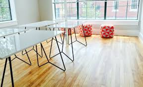 industrial office flooring.  Industrial Before U0026 After  Modern Industrial Office Kismet Interiors Online  Interior Design On Flooring