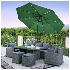 full size of led round offset patio umbrella red lighted costco solar deluxe lighting amusing umbrell