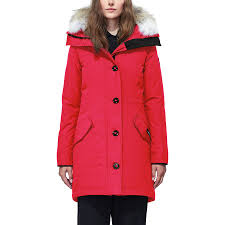 Canada Goose - Rossclair Down Parka - Women s - Red