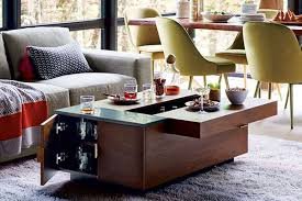 Pottery Barn Hyde Coffee Table Spring Cleaning Made Possible By Stylish Storage Decor