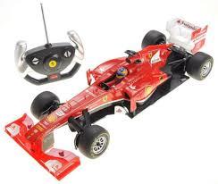 Big ferrari remote control 458 italia. Rastar Licensed Ferrari F138 Electric Rc Car 1 12 Scale Formula One F1 For Sale Online Ebay