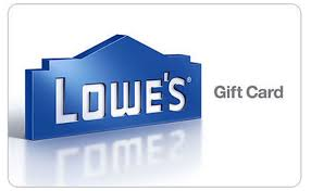 lowes e gift card