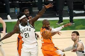 Game 5 Milwaukee Bucks vs. Phoenix Suns ...