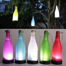 hanging solar patio lights. 5 Pcs/sets Cork Wine Bottle LED Solar Powered Sense Light Outdoor Hanging Garden Lamp For Party Courtyard Patio Path Decoration-in Lamps From Lights A
