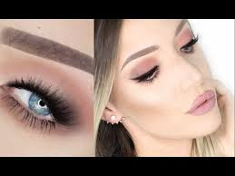 prom makeup for hooded eyes