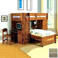 loft beds with storage and desk loft storage bed wood twin loft bed with desk and