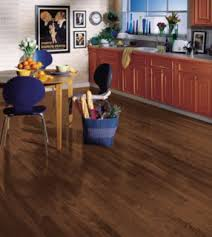 White Oak Hardwood Flooring Dark Brown C117 by Bruce Flooring