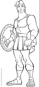 Small Picture Hercules color page disney coloring pages color plate coloring
