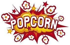 Image result for popcorn clipart