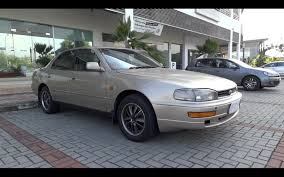 1996 Toyota Camry 2.2 GX (XV10) Start-Up and Full Vehicle Tour ...