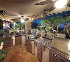Complete Outdoor Kitchen Outdoor Kitchen