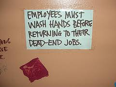 dead end job how to get out of your dead end job