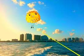 Fort Lauderdale Parasail Take Off Towards The Sky In Fort Lauderdale Sailing