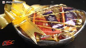 chocolate gift baskets ideas