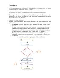End Of Process Flow Chart Symbol Flow Charts Masterraghu