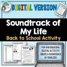 best soundtrack to my life ideas soundtrack my  back to school soundtrack of my life digital google version